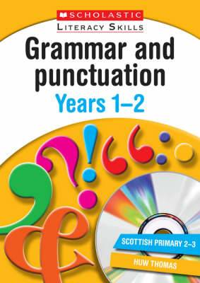 Grammar and Punctuation Years 1 and 2