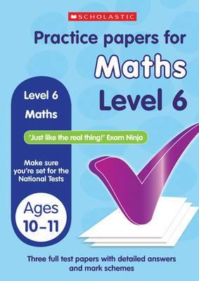 Maths Level 6: Level 6