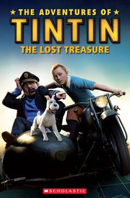 The Adventures of Tintin - The Lost Treasure