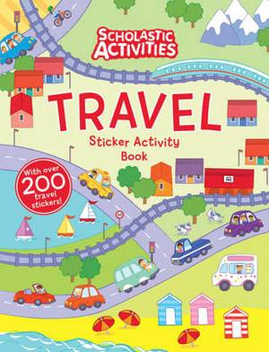Travel Sticker Activity Book