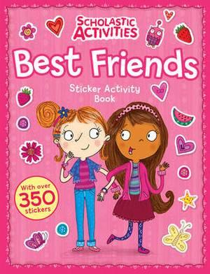 Best Friends Sticker Activity