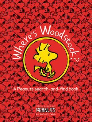 Peanuts: Where's Woodstock?