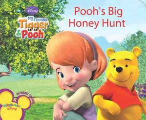 Disney  My Friends Tigger and Pooh : Pooh's Big Hunny Hunt