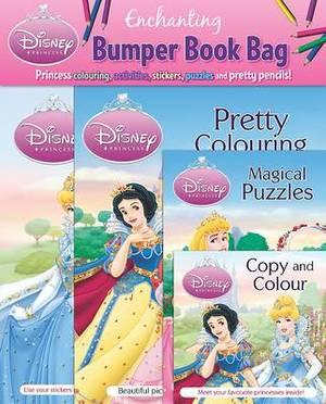Disney Bumper Book Bag: Princess