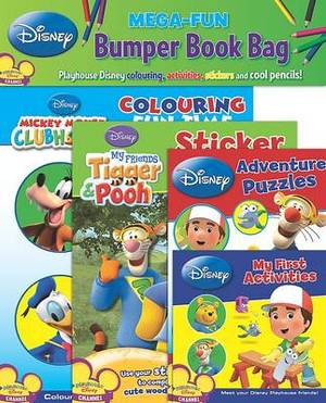 Disney Bumper Book Bag: Playhouse Disney