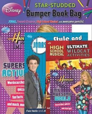 Disney Bumper Book Bag: Mixed Tween