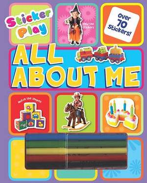 Sticker Fun Learning: All About Me