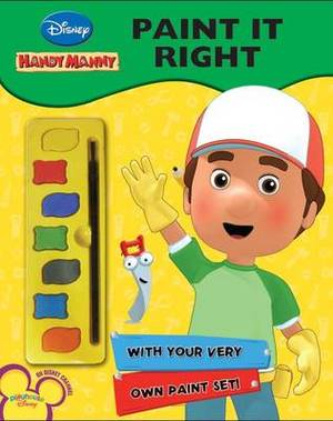 Disney Paint Shop: Handy Manny