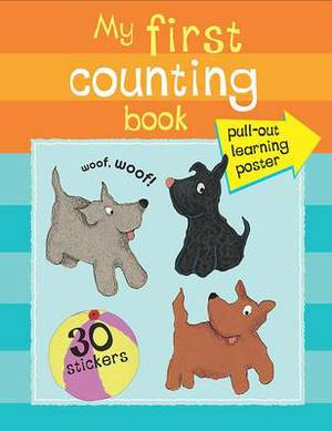 My First Sticker Poster: My First Counting Book