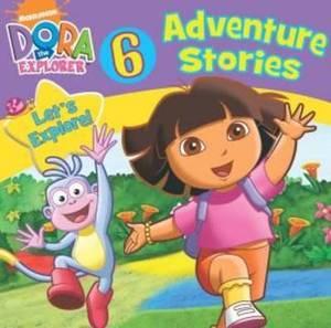 Dora the Explorer - Six Adventure Stories