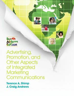 Advertising Promotion and Other Aspects of Integrated Marketing Communications: South African Edition