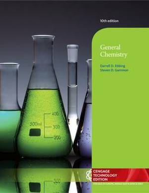 General Chemistry: Cengage Technology Edition