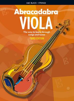 Abracadabra Viola (Pupil's Book): The Way to Learn Through Songs and Tunes