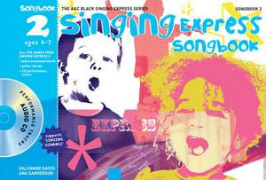 Singing Express - Singing Express Songbook 2: All the songs from Singing Express 2
