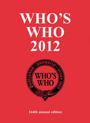 Who's Who 2012: 2012