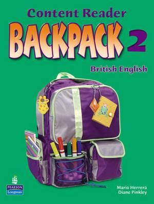 Backpack Level 2 Reader