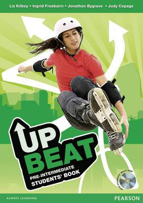 Upbeat Pre-Intermediate Students' Book and Students' Multi-ROM Pack