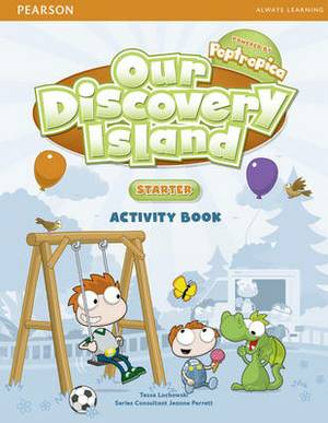 Our Discovery Island Starter Activity Book for Pack