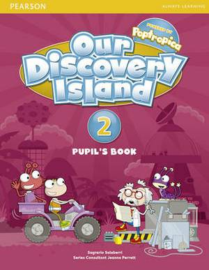 Our Discovery Island Level 2 Student's Book Plus Pin Code: 2