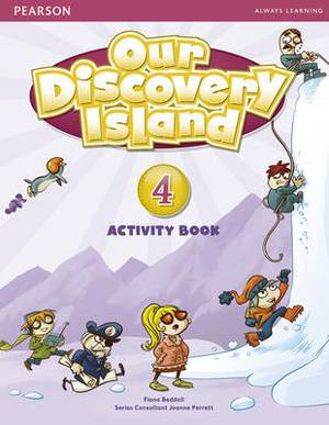 Our Discovery Island Level 4 Activity Book for Pack