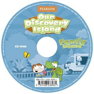 Our Discovery Island Starter CD-ROM (pupil) for Pack