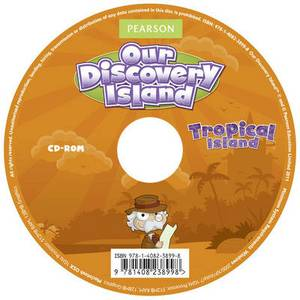 Our Discovery Island Level 1 CD-ROM (pupil) for Pack