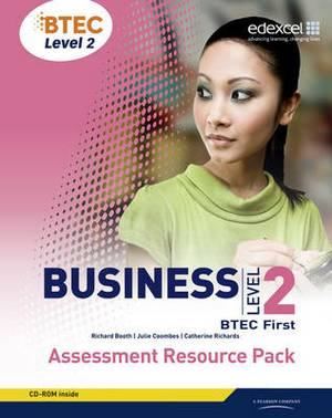 BTEC Level 2 Business Assessment Resource Pack