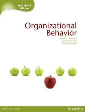 Organizational Behavior (Arab World Edition)