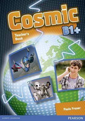 Cosmic B1+ Greece Teacher's Book & Active Book Pack