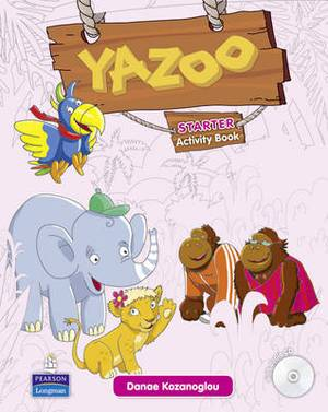 Yazoo Global Starter Activity Book and CD-ROM Pack