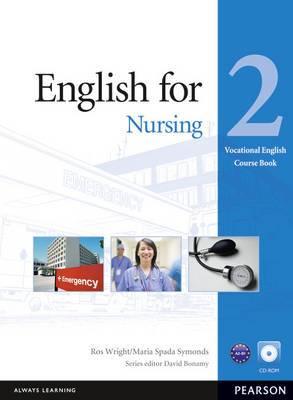English for Nursing Level 2 Coursebook and CD-Rom Pack