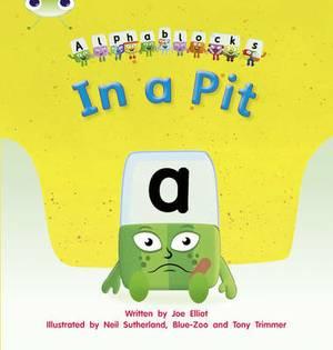 In a Pit: Set 01-02: Alphablocks