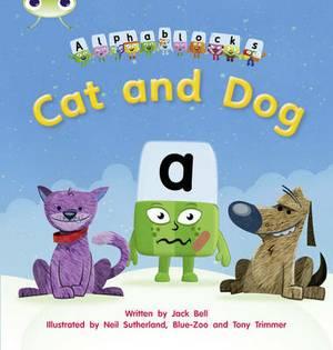 Cat and Dog: Set 03: Alphablocks