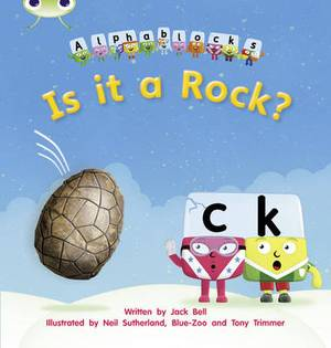 Is it a Rock?: Set 04: Alphablocks
