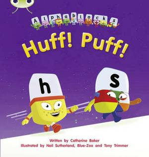 Huff! Puff!: Set 05: Alphablocks