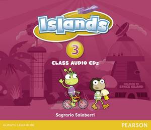 Islands Level 3 Audio CD for Pack