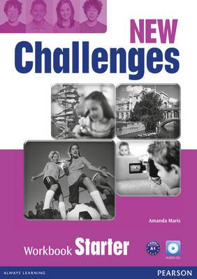 New Challenges Starter Workbook & Audio CD Pack
