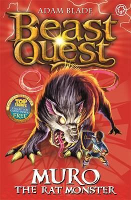 Muro the Rat Monster: Series 6 Book 2