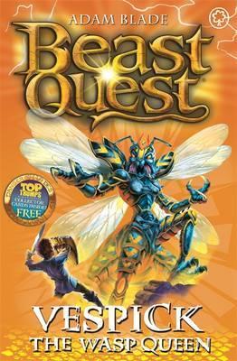 Vespick the Wasp Queen: Series 6 Book 6
