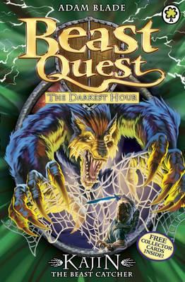 Kajin the Beast Catcher: Series 12 Book 2