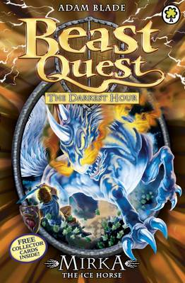 Beast Quest: Mirka the Ice Horse: Series 12 Book 5