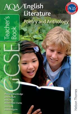 AQA GCSE English Literature Poetry and Anthology Teacher's Book