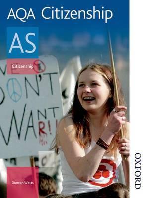AQA Citizenship Studies AS: Student's Book