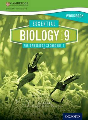 Essential Biology for Cambridge Secondary 1 Stage 9 Workbook