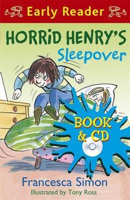 Horrid Henry Early Reader: Horrid Henry's Sleepover: Book 26