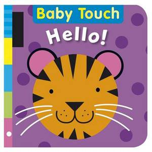 Ladybird Baby Touch: Hello! Buggy Book