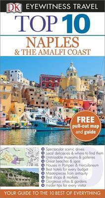 Naples And The Amalfi Coast: Top 10 Eyewitness Travel Guide
