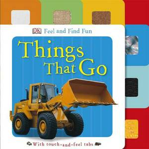 Feel and Find Fun Things That Go