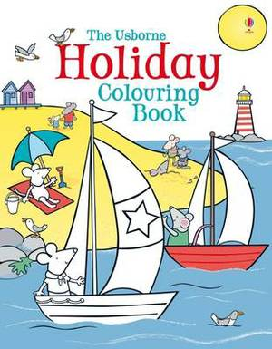 Holiday Colouring Book