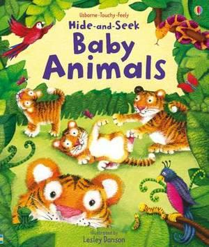 Hide and Seek Baby Animals